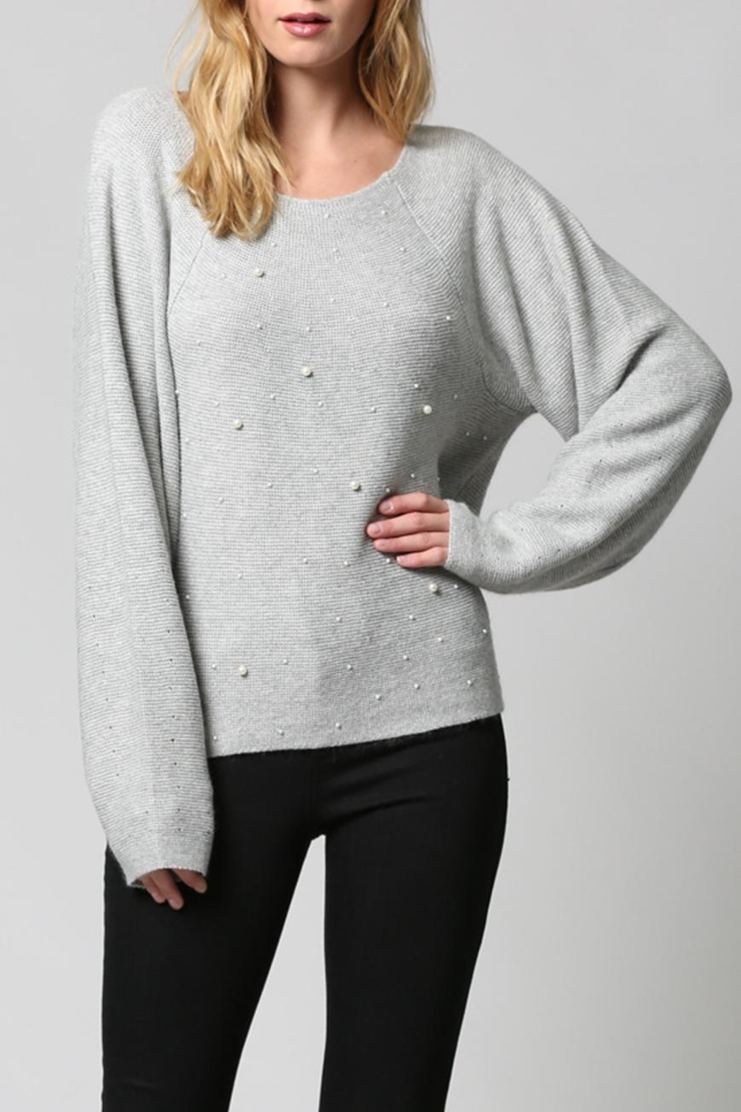 Fate Pearl Sweater - Front Full Image
