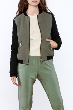 Fate Quilter Bomber Jacket - Product List Image