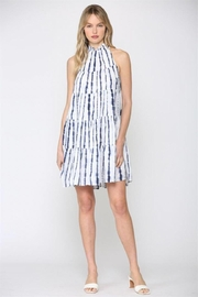 Fate Tie-Dye Tiered Dress - Product Mini Image