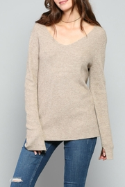 Fate Twist Back Top - Front cropped