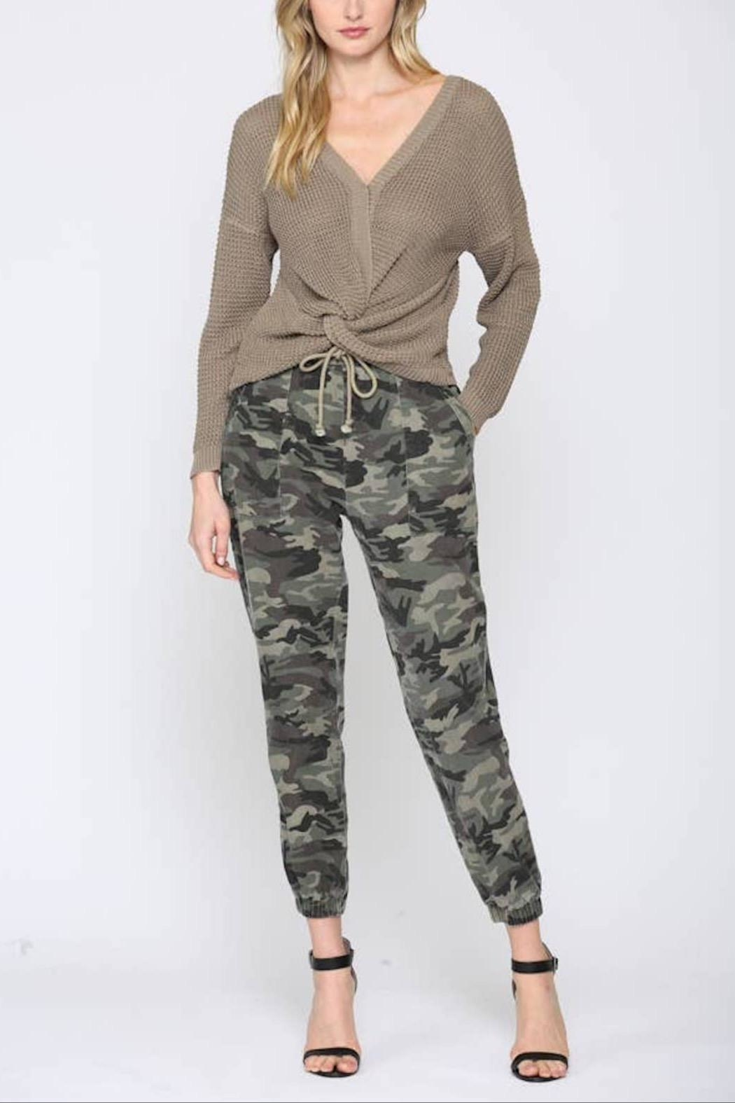 Fate Washed Camo Pant - Main Image