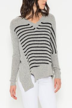 Shoptiques Product: Asymmetric Pullover Sweater