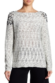 FATE by LFD Bling Grey Sweater - Product Mini Image