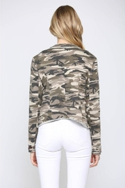 FATE by LFD Camo Printed Jacket - Side cropped
