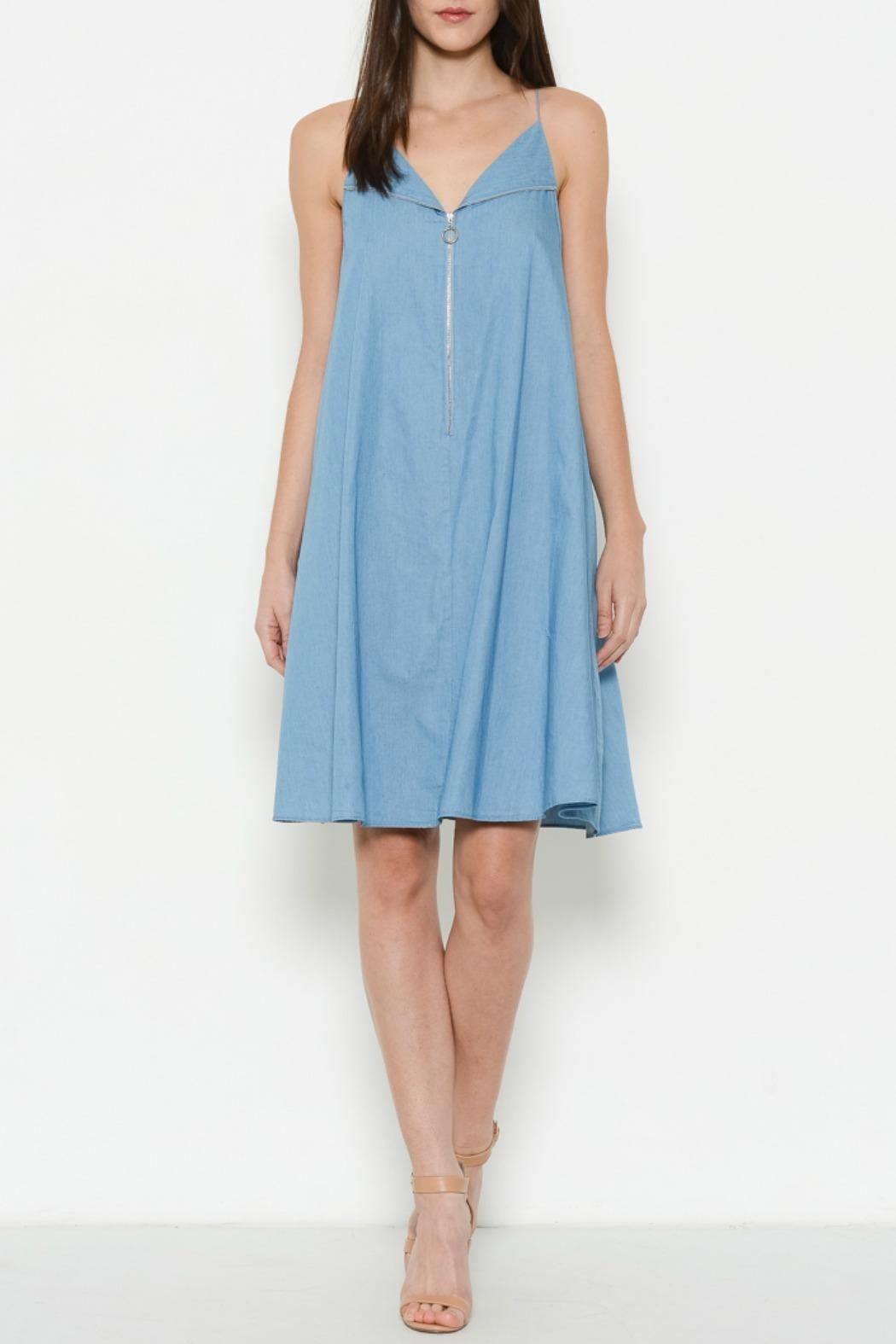 FATE by LFD Chambray Summer Dress from Maryland by Velvet Trunk ...