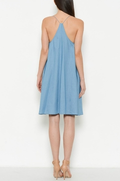 FATE by LFD Chambray Summer Dress - Alternate List Image