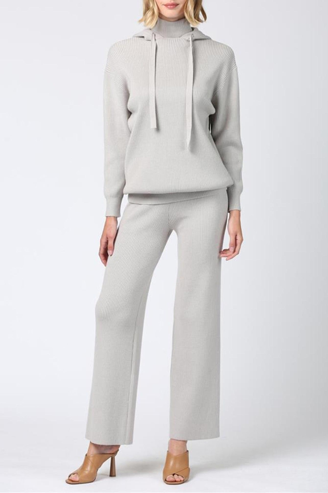 FATE by LFD Flare Knit Pant - Main Image