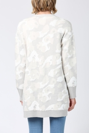 FATE by LFD Fuzzy Camo Cardigan - Other