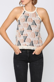 FATE by LFD Geo Knit Tank - Product Mini Image