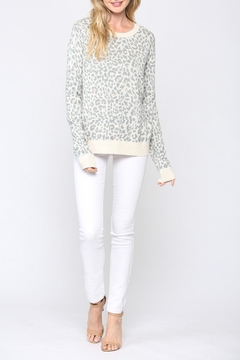 FATE by LFD Leopard Sweater +Mask - Product List Image