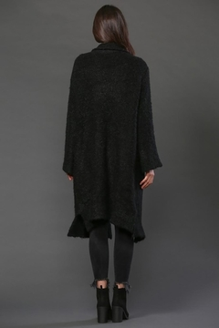 FATE by LFD Long Knit Coat - Alternate List Image