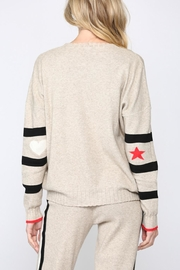 FATE by LFD Star Heart Sweater - Front full body