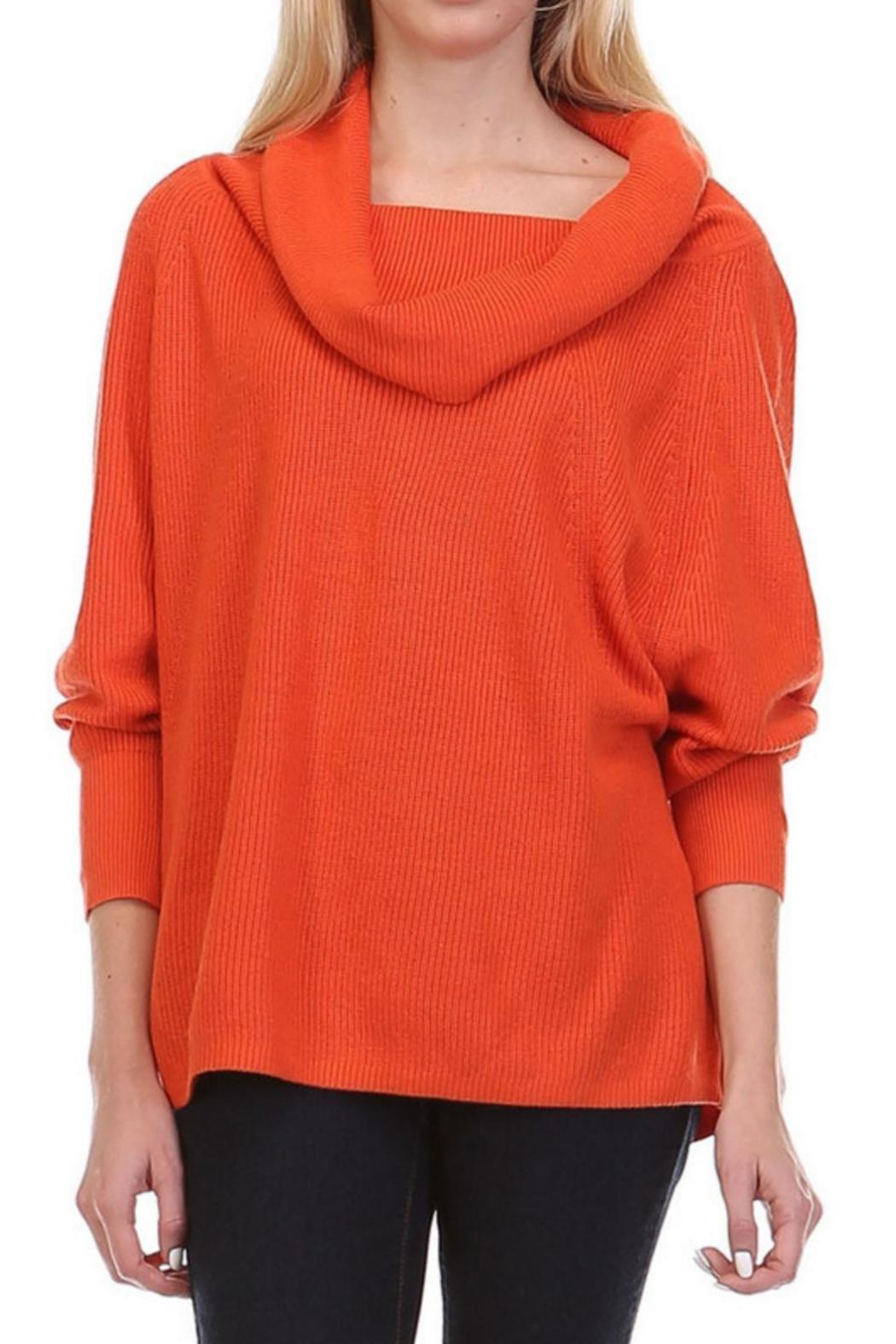 Fate Inc Cowl Neck Sweater From Los Angeles By Karen Michelle