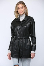 Fate Inc. Faux Leather Jacket - Other