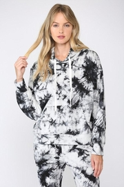 Fate Inc. Tie-Dye Hooded Sweatshirt - Product Mini Image