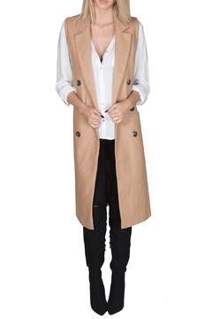 Fate Inc. Trench Coat Vest - Product List Image