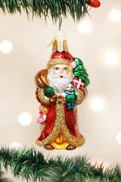 Old World Christmas Father Christmas Ornament - Alternate List Image
