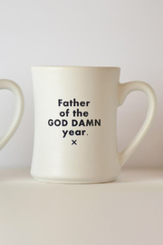 MERIWETHER Father of The Year Mug - Product Mini Image