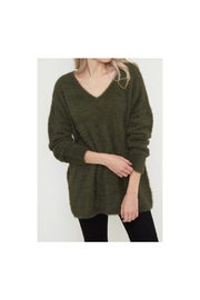 Vine & Love Faux Angora Sweater - Product Mini Image