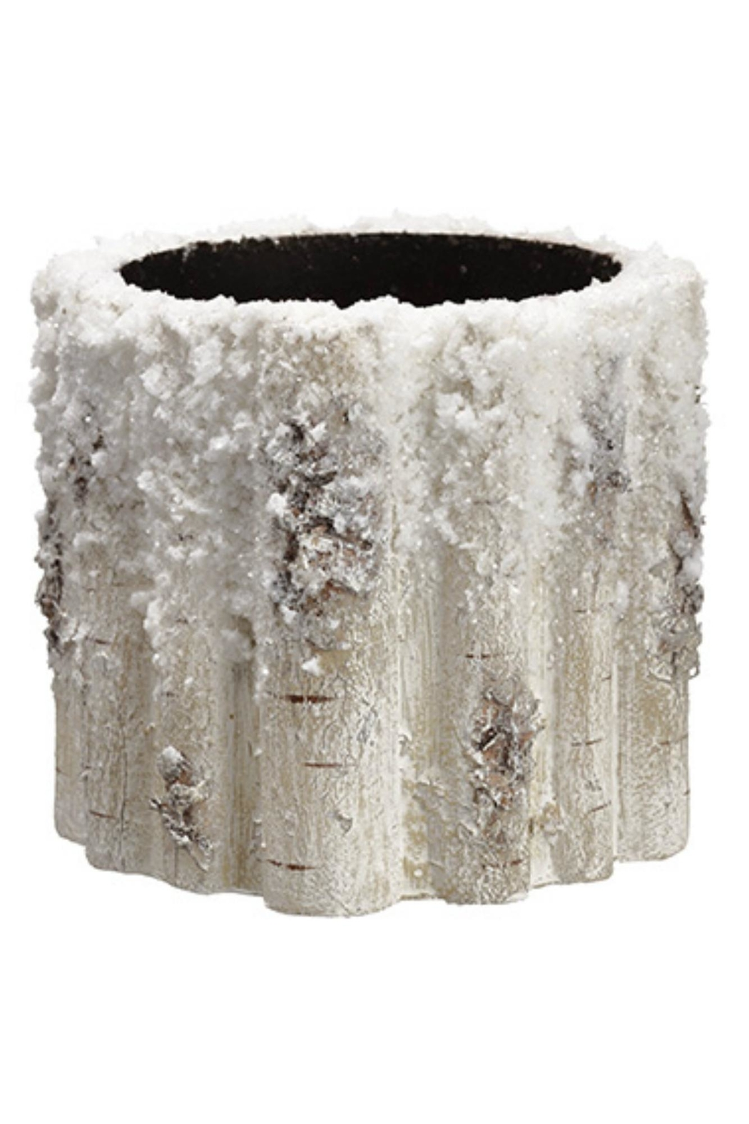 All State Floral Faux Birch Container - Main Image