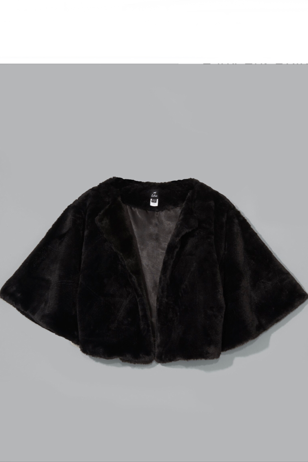 Echo Design Faux Fur Bolero - Main Image