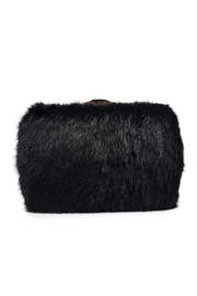 Urban Expressions Faux Fur Clutch - Product Mini Image