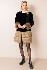 Pia Rossini Faux Fur Coat - Product Mini Image
