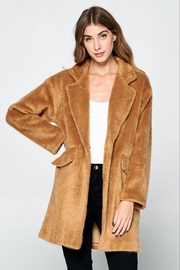 Ellison Faux Fur Coat - Product Mini Image
