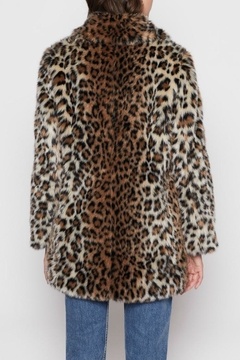 Joie Faux Fur Coat - Alternate List Image