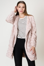 HYFVE Faux Fur Coat - Product Mini Image