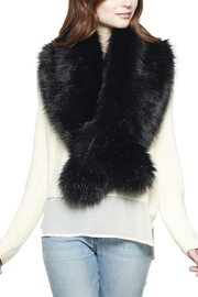 FADIVO New York Faux-Fur Collar Scarf - Product Mini Image