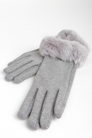 Urbanista Faux Fur Gloves - Product Mini Image