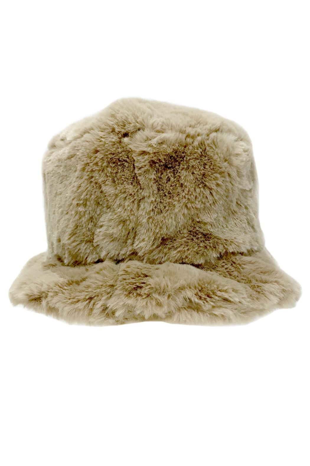 ANTONELLO SERIO Faux Fur Hat - Main Image