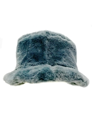 ANTONELLO SERIO Faux Fur Hat - Front cropped