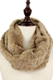 Olive & Pique Faux-Fur Infinity Scarf - Product Mini Image