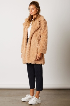 Shoptiques Product: Faux Fur Jacket