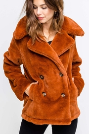 Lush Faux Fur Jacket - Product Mini Image
