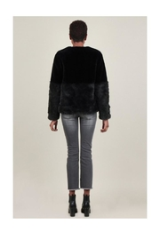 Current Air Faux Fur Jacket - Front full body