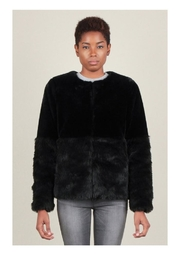 Current Air Faux Fur Jacket - Product Mini Image