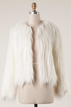 Fascination Faux Fur Jacket - Product List Image