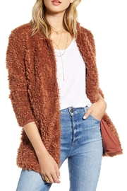 Bishop + Young Faux Fur Jacket - Product Mini Image