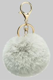 Faux Fur Keychain - Product Mini Image