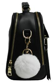 Faux Fur Keychain - Front cropped