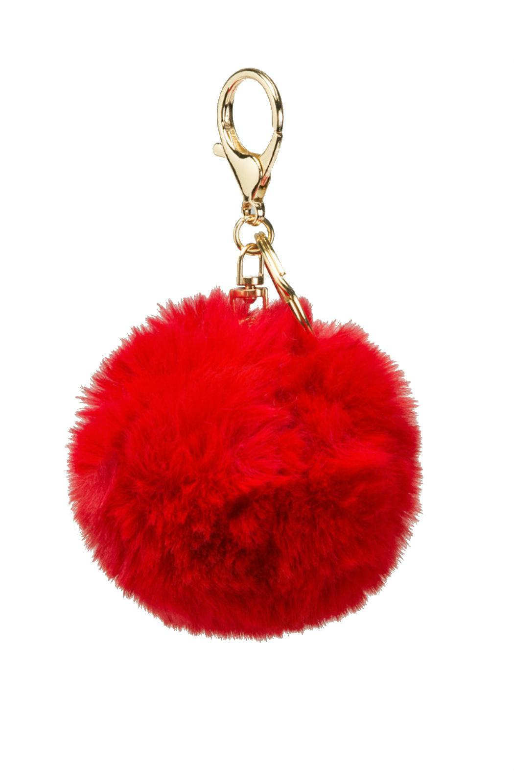 Faux Red Keychain - Main Image