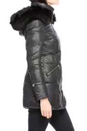 Coalition Faux Fur-Lined Coat - Side cropped