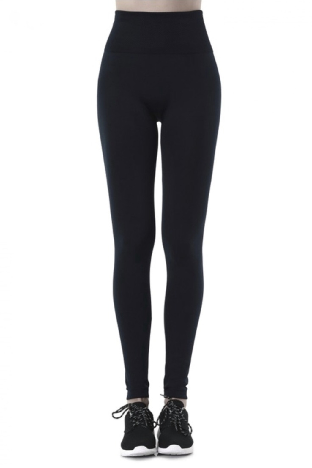 cjrose faux fur lined leggings - Main Image