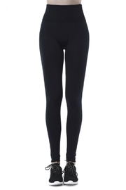 cjrose faux fur lined leggings - Front cropped