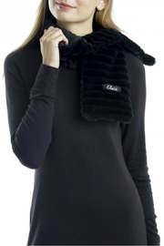 Cloie Faux-Fur Pull-Through Scarf - Product Mini Image