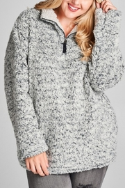 Starrs On Mercer Faux Fur Pullover - Product Mini Image