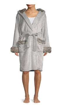 PJ Salvage Faux Fur Robe - Alternate List Image